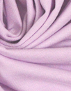bamboo/cotton/spandex jersey - lilac pink