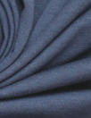 bamboo/cotton Oeko-tex certified french terry - slate blue
