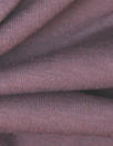 bamboo/cotton french terry - dusty plum