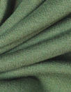 bamboo/cotton french terry - fern
