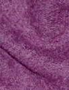viscose/wool boucle knit suiting - plum