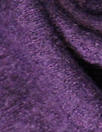 viscose/wool boucle' knit suiting - mulberry