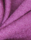 viscose/wool boucle knit suiting - lilac pink