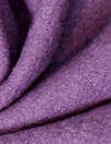viscose/wool boucle knit suiting - wisteria