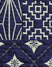 Italian jacquard brocade - decorative patchwork