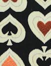 NY designer cotton blend jacquard brocade - house of cards
