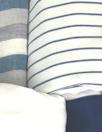 bundle, blues/white, 24 small cuts, 8 lbs