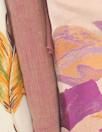 bundle, purple/pink/orange, 22 small cuts, 8 lbs