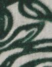 Caroline C0nstas emerald velvet rose burnout