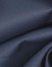 Cairo matte finish egyptian cotton shirting - dark navy