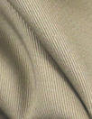 'cargo twill' cotton/spandex woven - light taupe