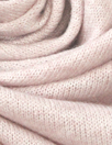 super soft, lighweight faux cashmere knit - soft pink