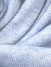 super soft, lighweight faux cashmere knit - soft blue