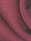 Italian 'techno chain link' thick doubleknit - merlot