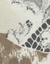 Carmen Marc Va1vo 'lacey floral collage' silk chiffon
