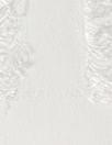 Derek L@m clipped jacquard weave viscose blend crepe