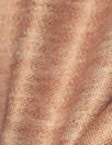 European linen/tencel/cotton blend woven - red clay