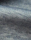 European linen/tencel/cotton blend woven - denim