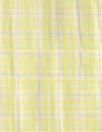 French cotton yarn-dye voile - lemon chiffon