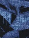 Italian 'denim garden' cotton shirting