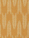 Japanese printed cotton woven - curry graphic