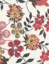 Liberty autumn tones floral cotton lawn