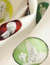 NY designer cameo graphic cotton poplin