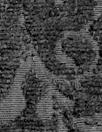 designer black scrollwork chenille brocade