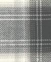 The0ry black/white/gray plaid cotton shirting