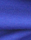 Dutch 220 gms cotton/lycra knit - electric blue