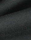 Dutch 220 gms cotton/lycra knit - black