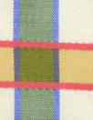 NY designer viscose/poly jacquard plaid shirting
