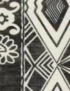 Mani1a Grace decorative panels cotton/silk voile