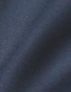 'Victoria' cotton sateen stretch woven - dk. navy