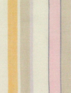 Italian pastel-toned stripe cotton voile
