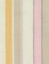 Italian pastel-toned stripe cotton voile 1.75 yd