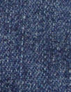 Italian enzyme wash reversible denim - indigo/beige 2.25 yd