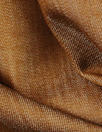 Italian cotton/silk denim - toffee