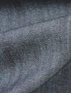 48 inch medium weight dark blue stretch denim 1 yard