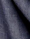 Japanese lightweight dark blue denim (no stretch)