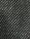 Italian heavy no-stretch denim - off black 1.125 yds
