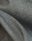 NY designer medium weight stretch denim - medium gray