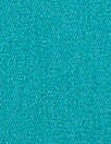 stretch cotton blend denim - teal