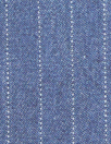 lightweight and drapey rayon denim stripe woven