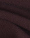 Italian stretch cotton blend doubleweave - burgundy .625 yds
