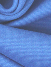 NY designer viscose blend doubleknit - royal