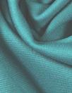 NY designer viscose blend doubleknit - teal