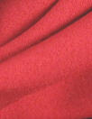 stretch viscose blend doubleweave crepe - scarlet