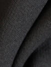 Italian stretch wool doublecloth suiting - dark chocolate