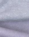 organic eco fleece-backed sweatshirt knit - lavender-gray